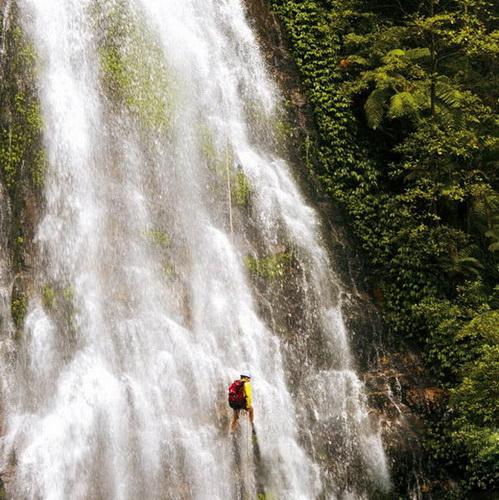壁纸 风景 旅游 瀑布 山水 桌面 499_500